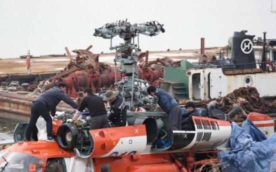[Newsmaker] Crash fuels concerns over safety of firefighting helicopters