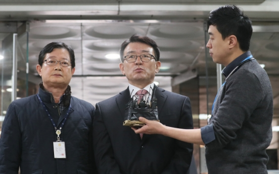 Warrant denied for ex-commander over alleged spying on Sewol victims