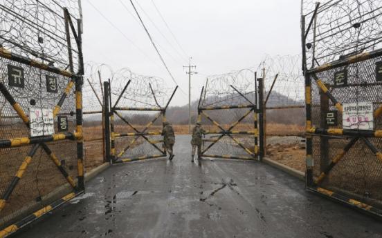 Entering buffer zone near DMZ to be simplified for civilians
