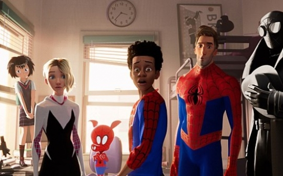 [Herald Review] 'Spider-Man: Into the Spider-Verse' dazzles in its own way