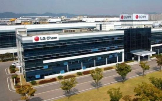 LG Chem's EV battery biz likely to turn profit in Q4