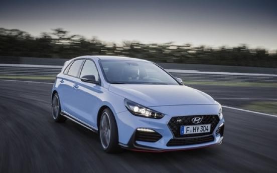 Hyundai i30 N rated top sports car in Germany, Australia