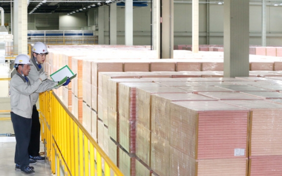 FM Global approves LG Hausys' phenolic foam insulation as fire-protective