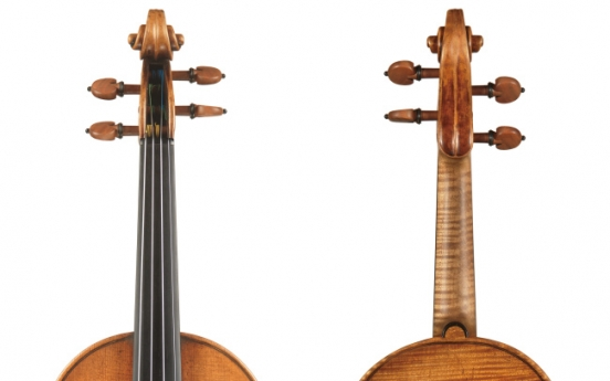 'Falmouth' Stradivarius to go up for auction