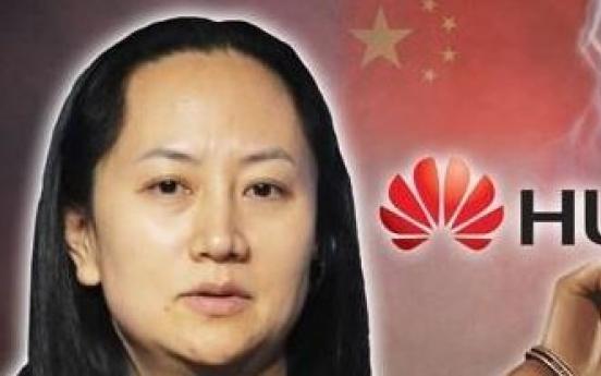 캐나다, 화웨이 회장 딸 체포로 중국서 보복 가능성 우려