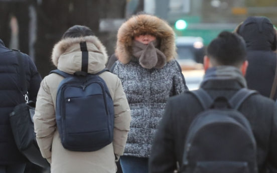 83 percent of Korean workers suffer year-end stress: poll