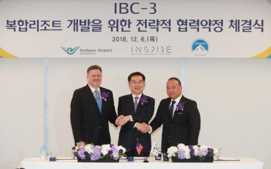 US casino resort complex to open near Incheon Airport in 2022