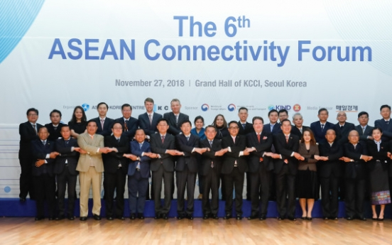 ASEAN connectivity projects offer lucrative partnerships
