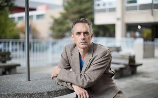 Jordan Peterson's book becomes a best-seller in Korea