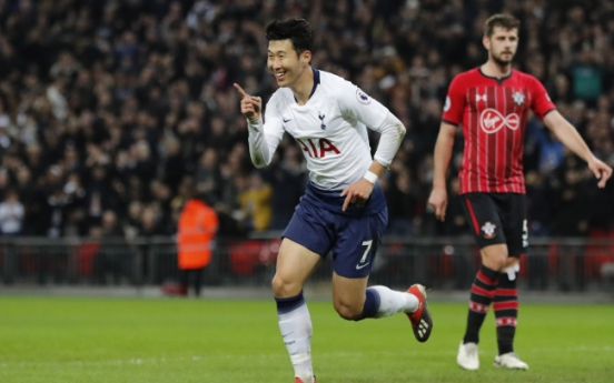 Son Heung-min wins November's Premier League Goal of the Month