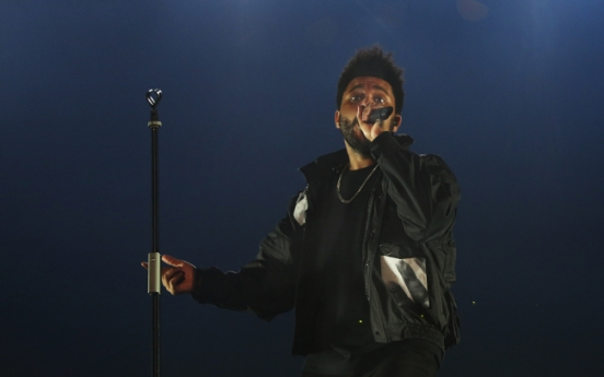 The Weeknd rocks Seoul with exhilarating, nonstop performance