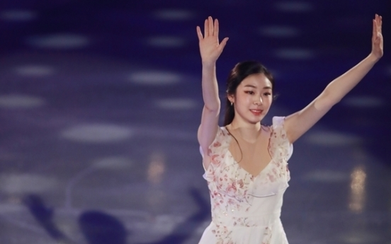 Kim Yuna to perform at ice skating show in Spain