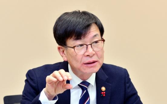 [Herald Interview] Korea needs to change ways of reforming chaebol: FTC chief