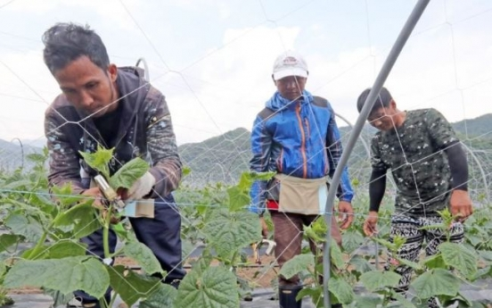 Korea to accept 56,000 foreign workers in 2019