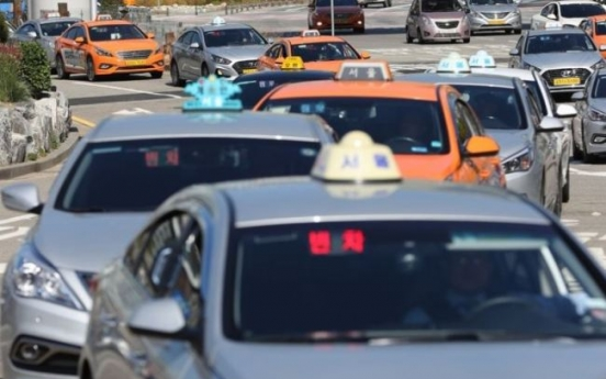 [Newsmaker] Taxi drivers to hold massive protest against Kakao carpool service