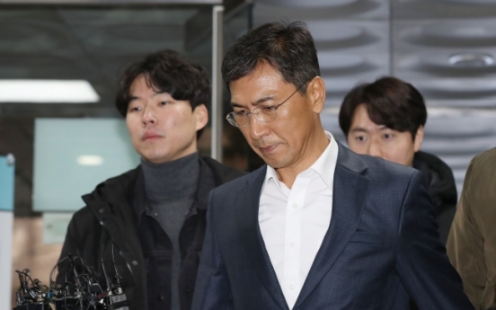 [Newsmaker] Former provincial Gov. An attends sexual abuse hearing in appeals court