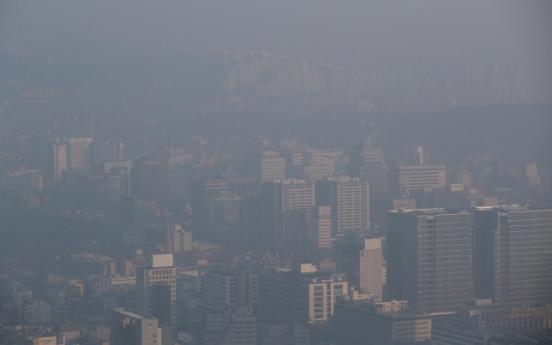 Korea, China to hold environmental talks in January