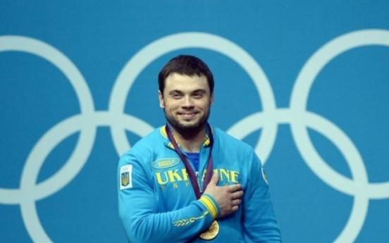 런던올림픽 역도 남자 105㎏급 금메달리스트, 도핑 양성 반응