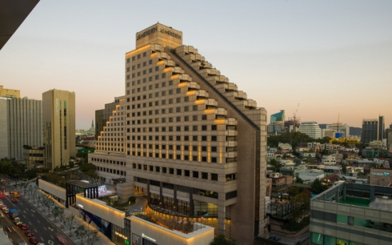 [Best Brand] Le Meridien Seoul leads luxury staycation market