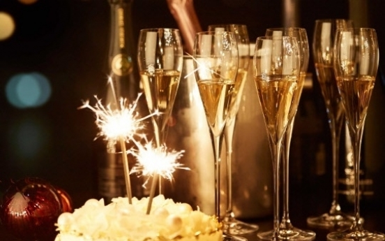 Celebrate year's end at local hotels