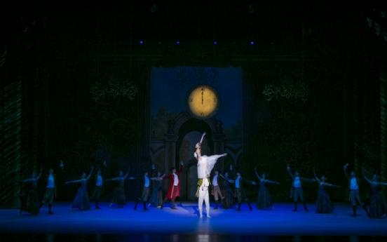 Choi So Bin Ballet to start 2019 with 'Cinderella'