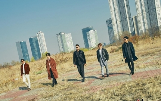 [K-talk] First-generation idol group g.o.d drops 20th anniversary album