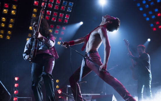 Korean moviegoers captivated by singalong screenings of 'Bohemian Rhapsody'