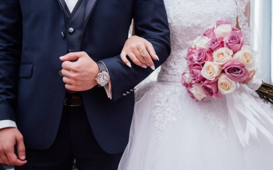 Fewer millennials getting married in Korea: report
