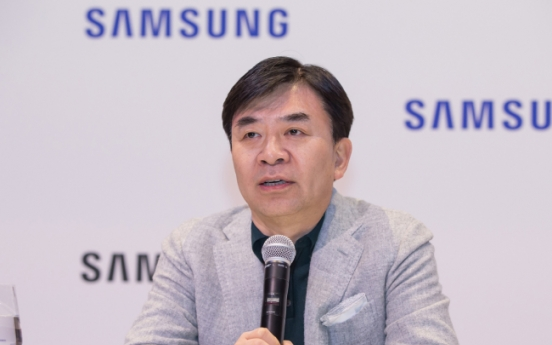 [CES 2019] Samsung CEO doubts marketability of rollable TV