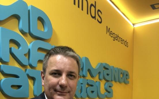 [CES 2019] Despite China's growth, Korean display makers still driving innovation: Merck KGaA CEO