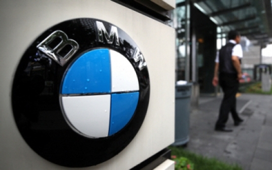 Seoul court fines BMW $12.9 million over falsified emissions documents