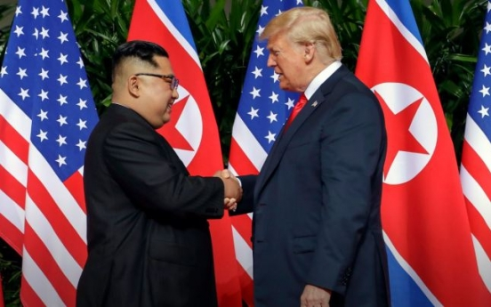 Vietnam and Singapore shortlisted for NK-US summit