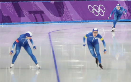 [Newsmaker] Speed skater accuses ex-teammate of harassment