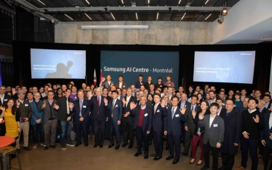 Samsung likely to open new AI centers in Switzerland, Germany this year