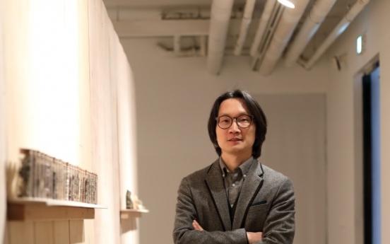 Artist Kim Joon wins 18th SongEun Art Award