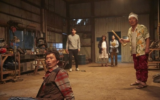 'Odd Family' a rare zombie comedy with veteran actors