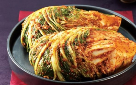 Kimchi exports continue to rise