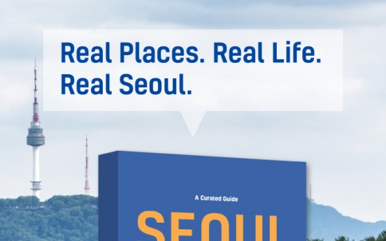 New guidebook to help tourists 'live like a local' in Seoul