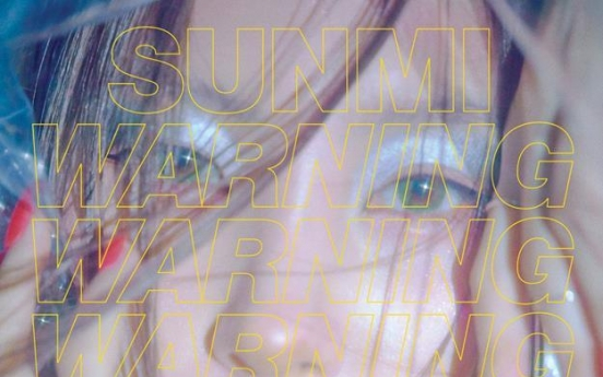 [K-talk] Sunmi's first world tour 'Warning' to premiere in Seoul