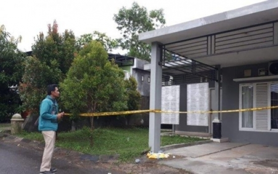 Korean worker in Indonesia found dead