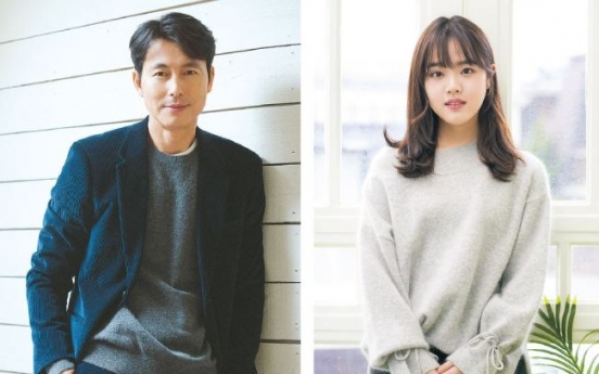 [Herald Interview] Jung Woo-sung, Kim Hyang-gi discuss new movie 'Innocent Witness'