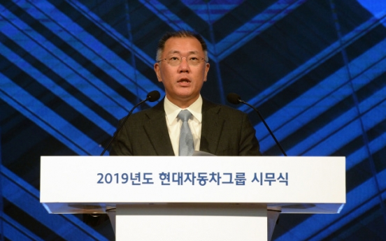 Hyundai Motor heir named co-chair of Hydrogen Council