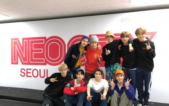 [K-talk] NCT 127 rounds off first solo concert in Seoul