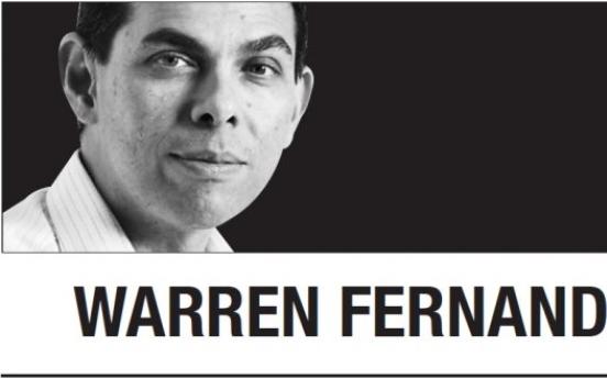 [Warren Fernandez] Looking back to chart way forward
