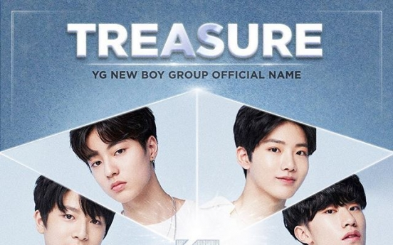 YG to launch two K-pop boy bands soon