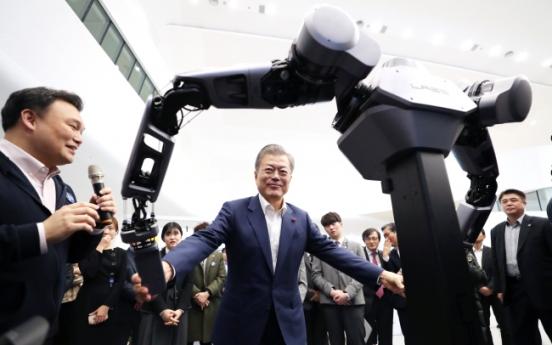 Seoul runs 'Korean version of CES' with Samsung, LG, SKT, Naver