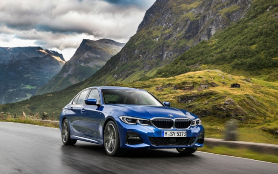 BMW Korea bets on renewed 3 Series, X5 in Q1