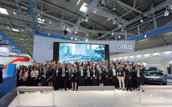 Hanwha Q Cells named top solar installer in Europe, Australia