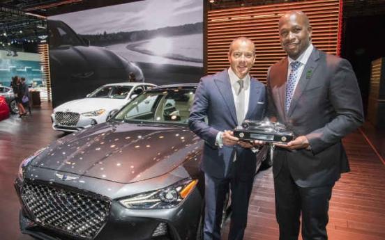 Hyundai's Genesis to debut in China, but faces hurdles