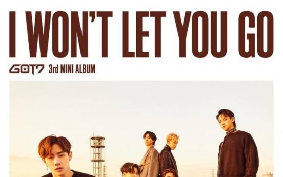 [K-talk] GOT7's Japanese EP debuts No. 1 on charts